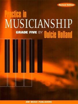 PRACTICE IN MUSICIANSHIP GR 5 REVISED ED