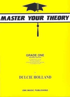 MASTER YOUR THEORY GR 1 MYT YELLOW