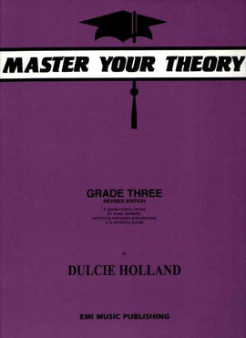MASTER YOUR THEORY GR 3 MYT PURPLE