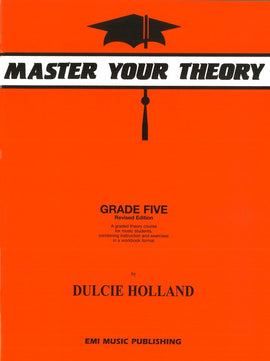 MASTER YOUR THEORY GR 5 MYT ORANGE