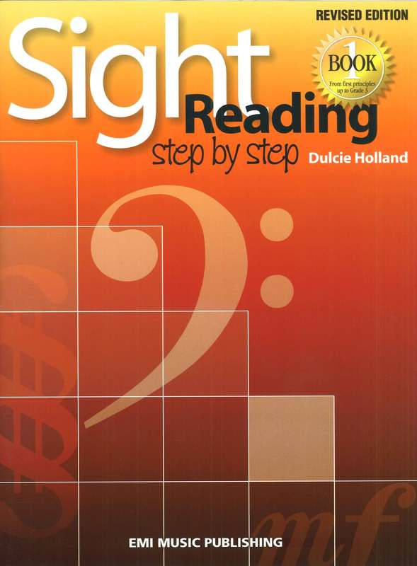 SIGHT READING STEP BY STEP BK 1