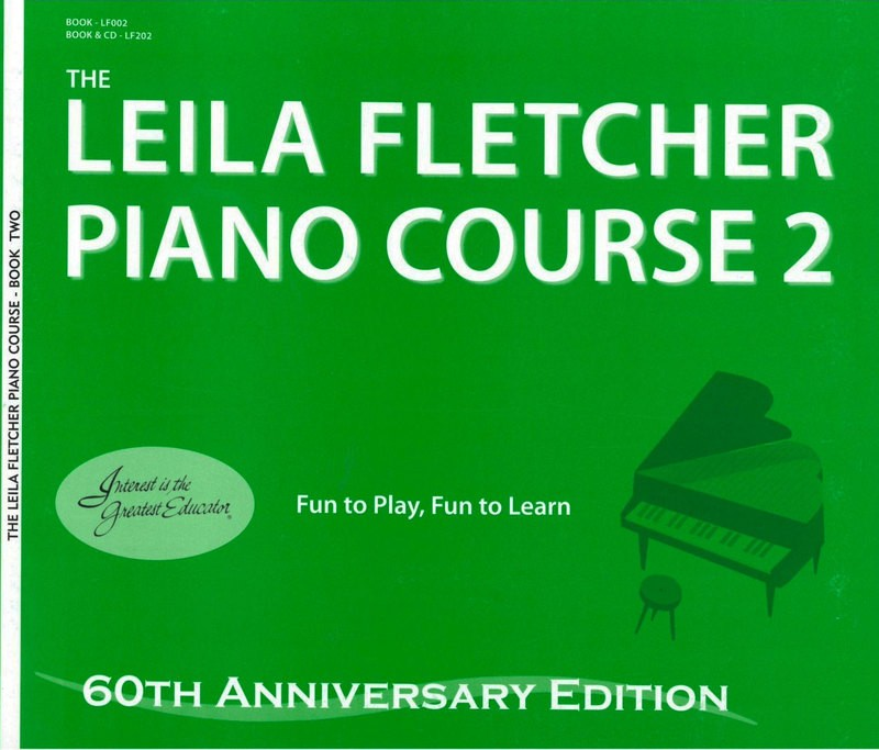FLETCHER PIANO COURSE BK 2