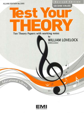 TEST YOUR THEORY GR 2