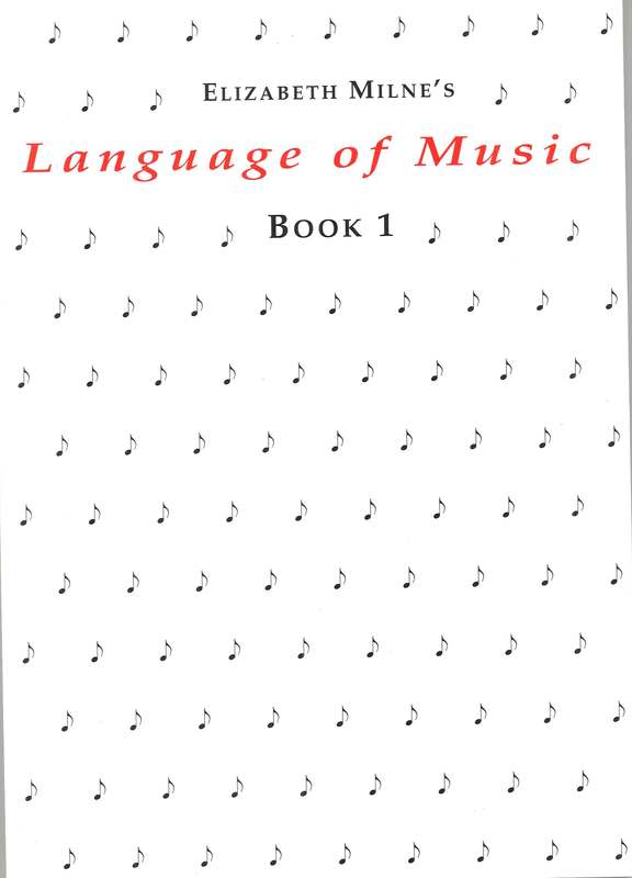 LANGUAGE OF MUSIC BK 1