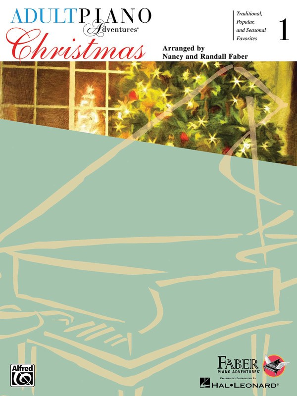 CHRISTMAS FOR ALL TIME 1 ADULT PIANO ADVENTURES