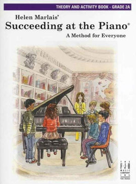 SUCCEEDING AT THE PIANO GR 2A THEORY & ACTIVITY