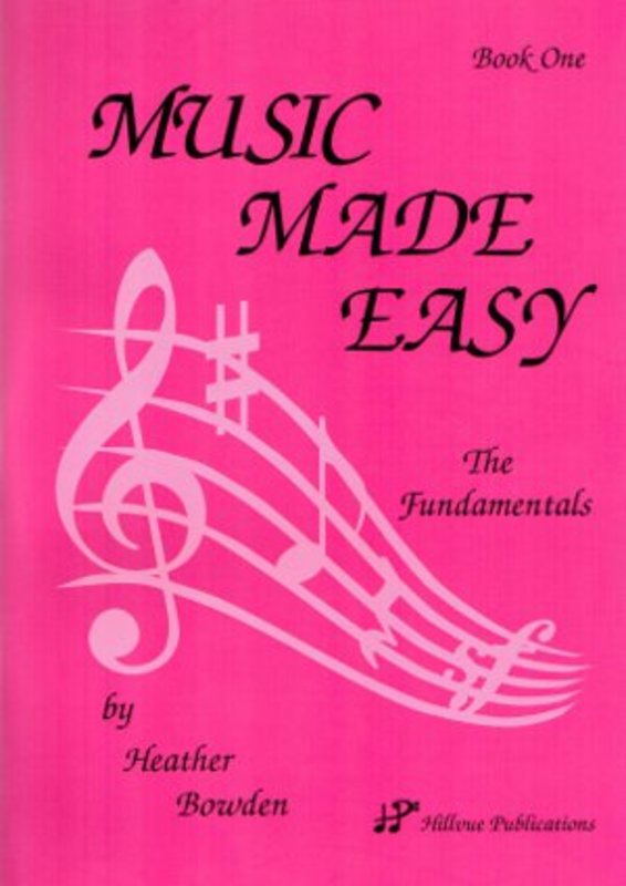 MUSIC MADE EASY BOOK 1