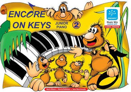 ENCORE ON KEYS JUNIOR SERIES CD KIT LEVEL 2