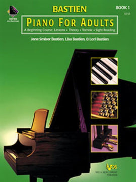 PIANO FOR ADULTS BK 1 BK ONLY