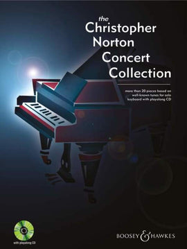 CHRISTOPHER NORTON CONCERT COLLECTION BK/CD VOL 1