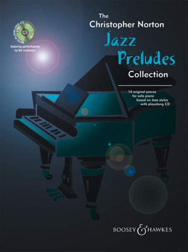 JAZZ PRELUDES COLLECTION BK/CD
