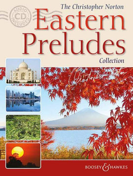 CHRISTOPHER NORTON EASTERN PRELUDES COLLECTION BK/CD