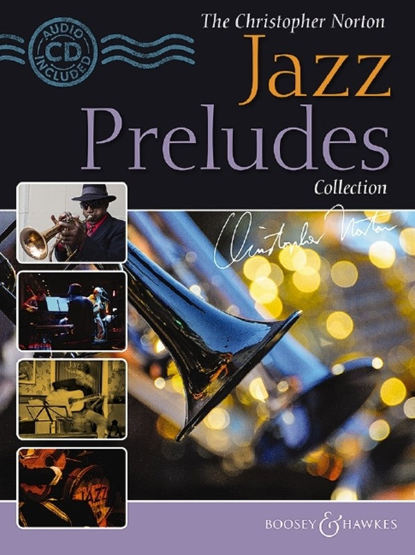 NORTON - JAZZ PRELUDES COLLECTION BK/CD