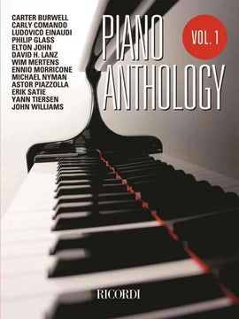 PIANO ANTHOLOGY VOL 1