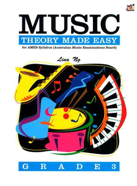 MUSIC THEORY MADE EASY GR 3