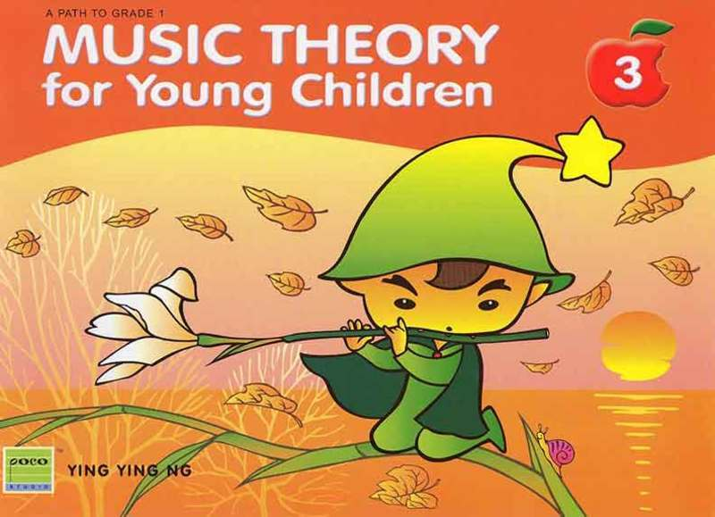 MUSIC THEORY FOR YOUNG CHILDREN LEVEL 3 2ND EDITION