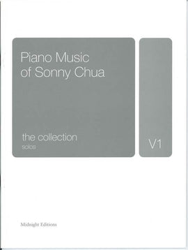 COLLECTION THE PIANO MUSIC OF SONNY CHUA