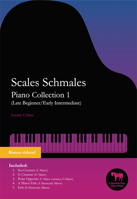 Scales Schmales - STUDIO LICENSED
