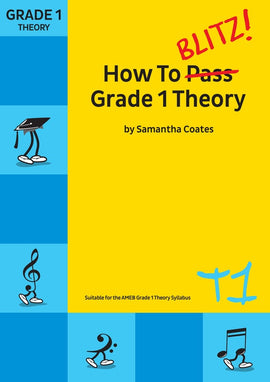 HOW TO BLITZ THEORY GRADE 1