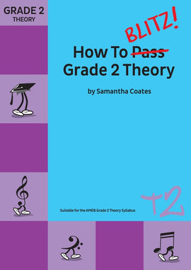 HOW TO BLITZ THEORY GRADE 2