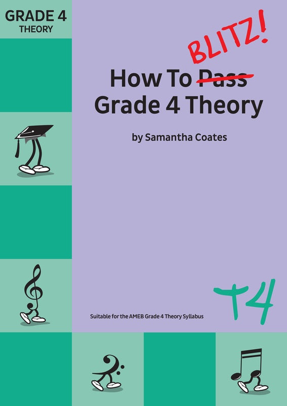 HOW TO BLITZ THEORY GRADE 4