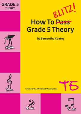 HOW TO BLITZ THEORY GRADE 5