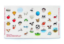 Wilbecks Round Character Magnets