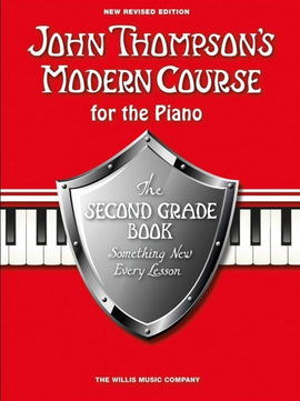 MODERN COURSE SECOND GRADE