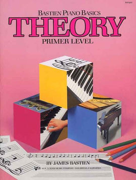 PIANO BASICS THEORY PRIMER LEVEL