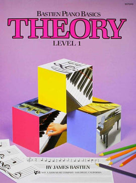PIANO BASICS THEORY LEVEL 1