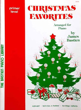 CHRISTMAS FAVOURITES LEVEL PRIMER
