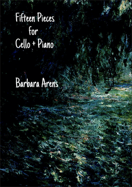 Fifteen Pieces for Cello & Piano