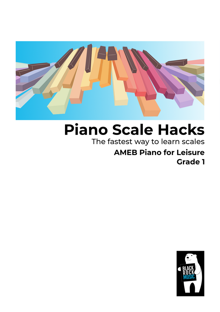 AMEB PIANO FOR LEISURE GRADE 1 SERIES 1
