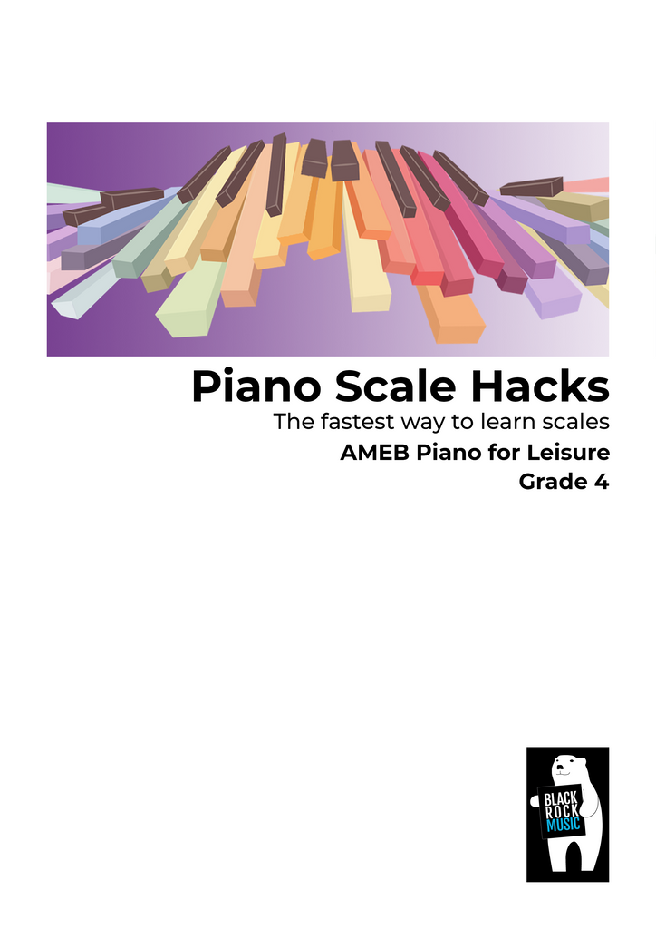 AMEB PIANO FOR LEISURE GRADE 4 SERIES 2