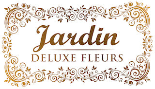 Jardin Deluxe Fleurs delivery year long lasting roses in a Parisian box with many colors and optiions for rose delivery on Valentine's Day