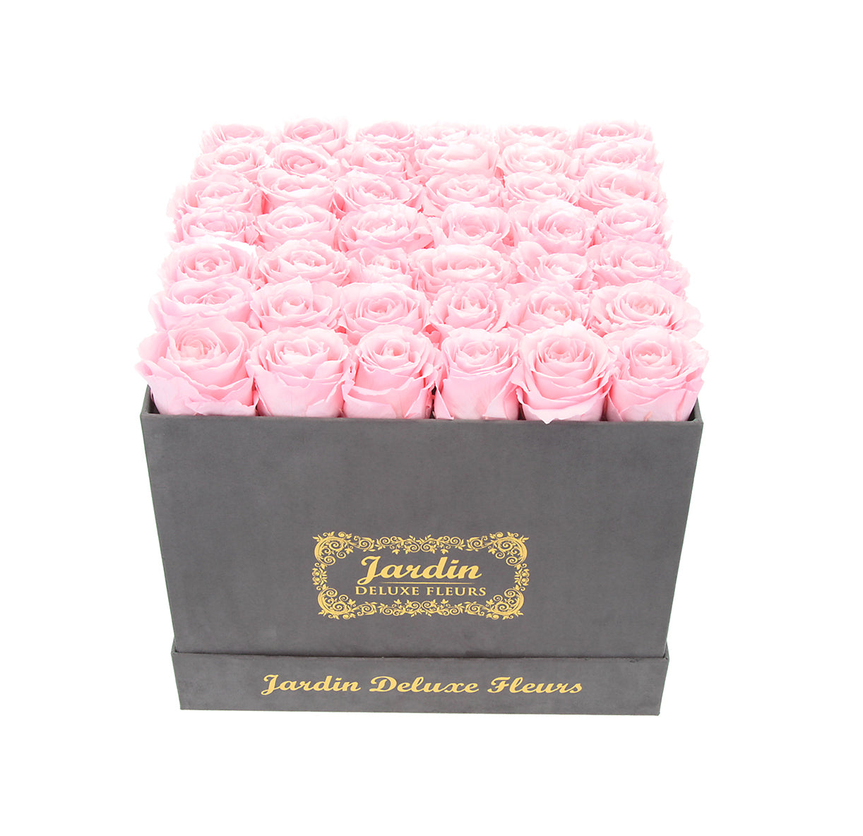 Jardin Deluxe Fleurs - Parisian Inspired Real Roses that last a Year ...