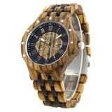 Wooden Business Watch from BEWELL