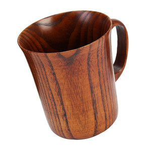 Handmade Smooth Wooden Cup