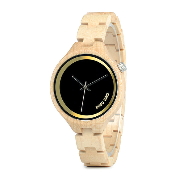 Bamboo Watch from BOBO BIRD