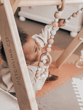Load image into Gallery viewer, Modern Wooden Baby Gym
