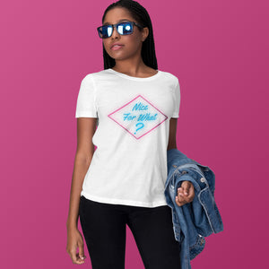 """Nice For What?"" Women's Tee"