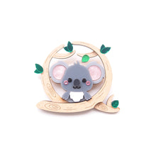 Load image into Gallery viewer, Koala Brooch