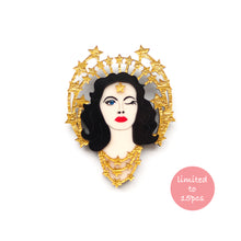 Load image into Gallery viewer, Hedy Lamar Brooch