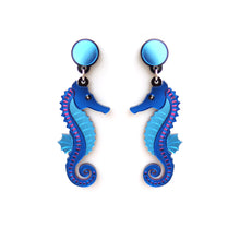 Load image into Gallery viewer, Seahorse Earrings
