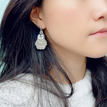 Load image into Gallery viewer, Penguin Earrings
