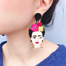 Load image into Gallery viewer, Frida Earrings