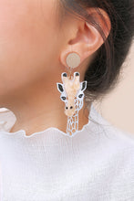 Load image into Gallery viewer, Giraffe Earrings