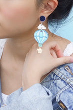 Load image into Gallery viewer, Hot Air Balloon Earrings