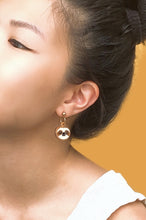 Load image into Gallery viewer, Sloth Head Earrings