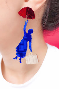 Mary Poppins Earrings